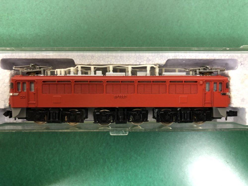 EF70型電気機関車