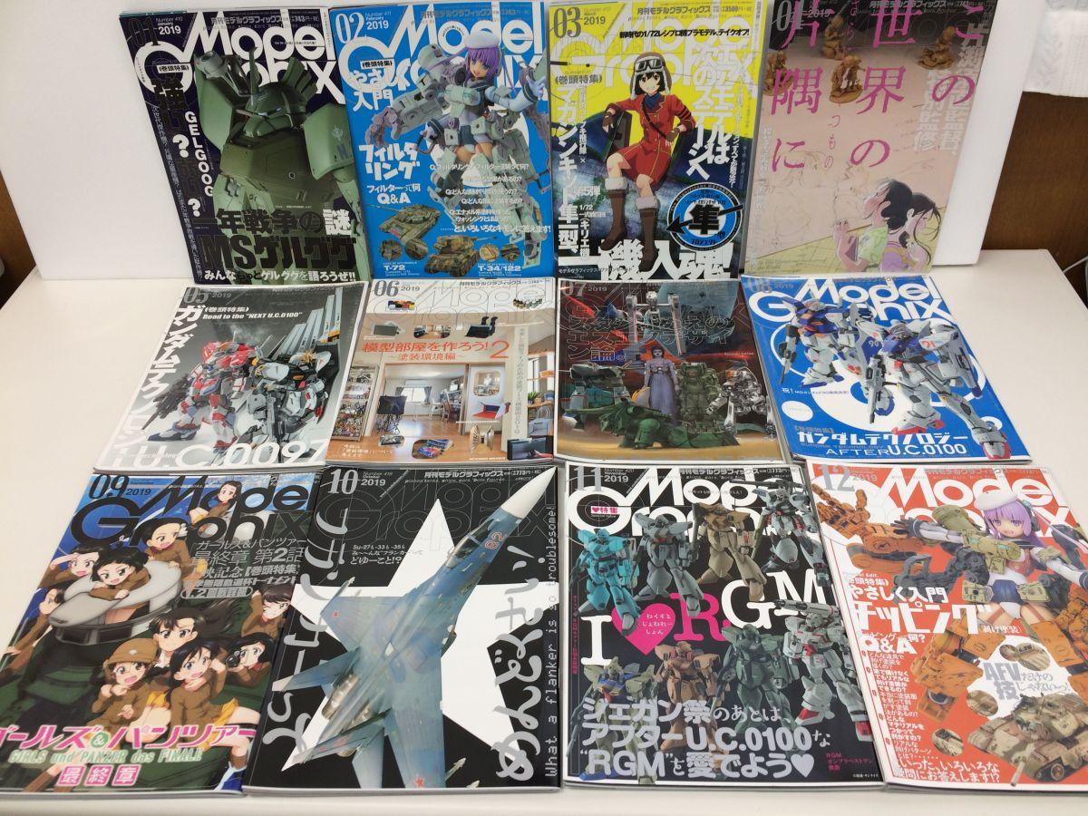 【月刊モデルグラフィックス情報】月刊モデルグラフィックスの買取りはレコちゃんカンパニーにお任せ