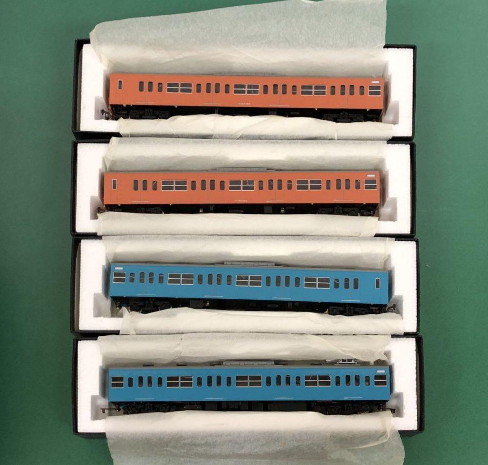 カツミ模型103系HOゲージ