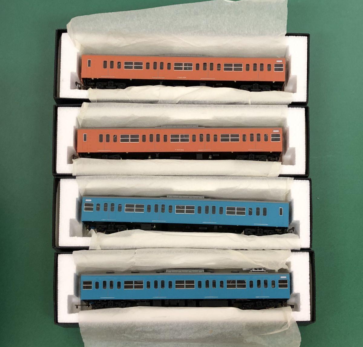 【鉄道模型買取り実績】カツミ模型HOゲージ車両の出張買取実績